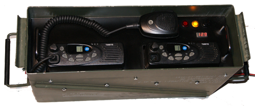 AmmoBox Portable Radio Repeater - GMRS Land Mobile